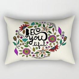 Be You-Tiful Rectangular Pillow
