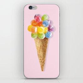 Candy Icecream iPhone Skin