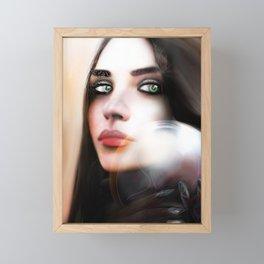 Gothic charm.. Framed Mini Art Print