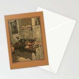 Jumble Shop DPPA150504f Stationery Cards
