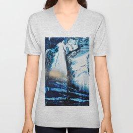 Midnight Waters Unisex V-Neck