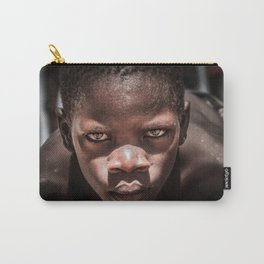 Malawian Kid Carry-All Pouch