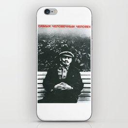 Russia, URSS Vintage (11) iPhone Skin