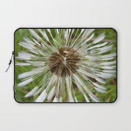 Dandelion In The Rain Laptop Sleeve