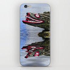 Crocodile Rock iPhone & iPod Skin