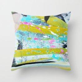 Spring Spring Throw Pillow