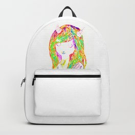 Neon Girls Cute Backpack