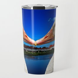 Munich in love Travel Mug