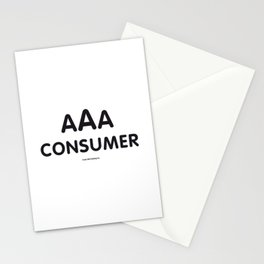 Triple-A Consumer Stationery Cards