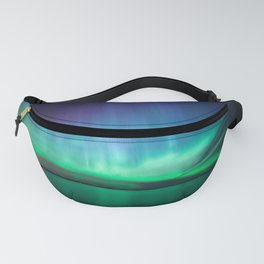 Beautiful northern lights Fanny Pack