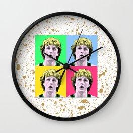 Larry Warhol Wall Clock