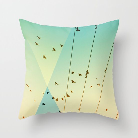 Cool World #3 Throw Pillow