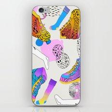 Skates & Sneakers iPhone & iPod Skin