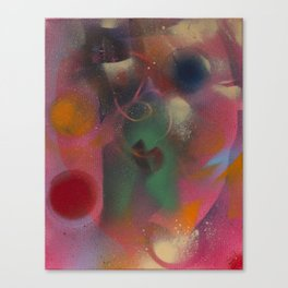 Blue Cliff Record Case #73 Canvas Print