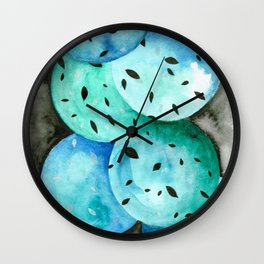 Life in the details Wall Clock