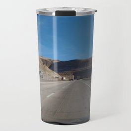 Thru The  Pass Travel Mug