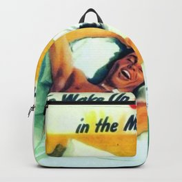 Wake Up Gay Backpack