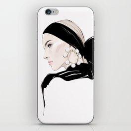 Sasha iPhone Skin