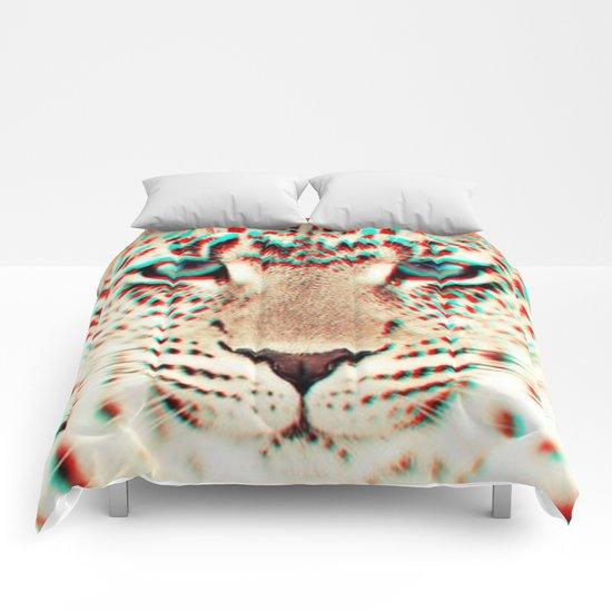 leopard 3D Comforters
