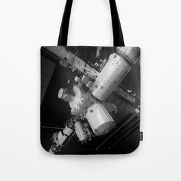 Contingency: Space Station Tote Bag