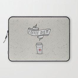 Coffee Diem Laptop Sleeve