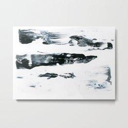 Minimalism Study 1 Metal Print