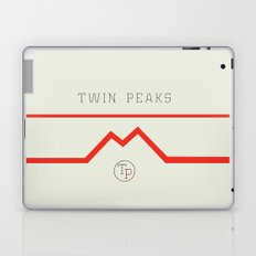 Twin Peaks High School Laptop & iPad Skin
