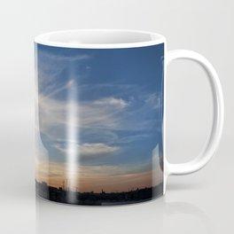 Stockholm sunset Coffee Mug