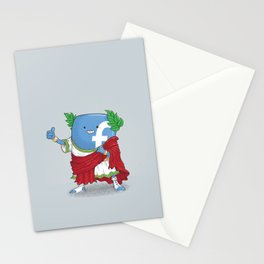 The Caesar and 42000 more Romans in the circus like this Stationery Cards