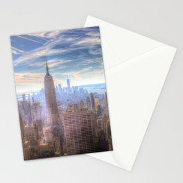 New York City View Stationery Cards