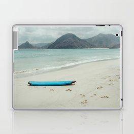 Lombok beach Laptop & iPad Skin