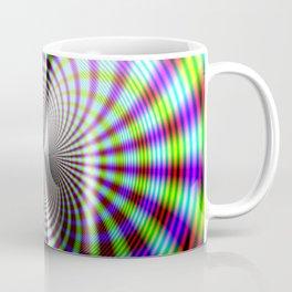 Fractal Moire Coffee Mug