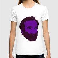 robin williams T-shirts featuring Robin Williams by Cédric Day-Myer