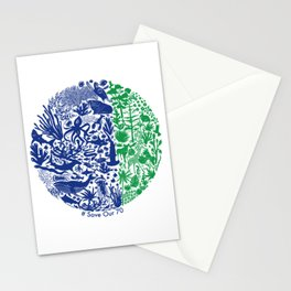 Save Our 70 Stationery Cards