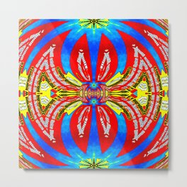 Stank Spice Blend Special Edition 6 Metal Print