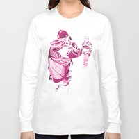 racing Long Sleeve T-shirts featuring Racing Fans by Umbrella Design