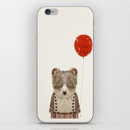 i like you iPhone Skin