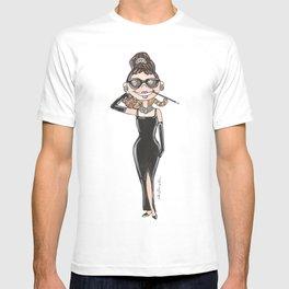Little Audrey Hepburn T-shirt