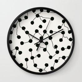 lien link Wall Clock
