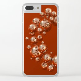 Orb Dawn Clear iPhone Case