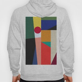 Geometric Art X Hoody