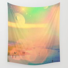 Brighter Summer Breeze Wall Tapestry