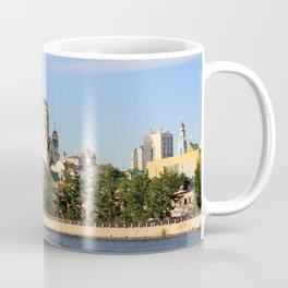 Yekaterinburg, Iset River Coffee Mug