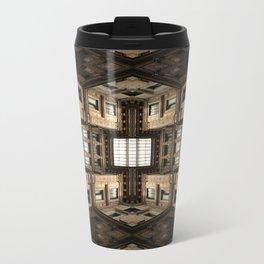 Architectural Labyrinth Travel Mug