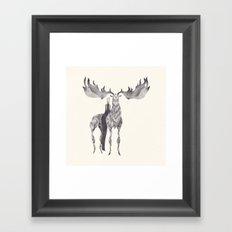 An Unexpected Journey Framed Art Print