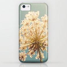 Queen Anne's Lace Slim Case iPhone 5c