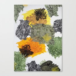 Carbonation Collection: spring Canvas Print