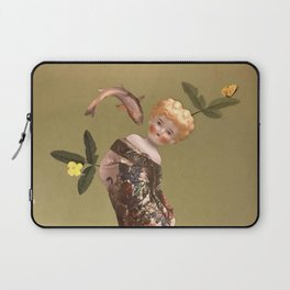 Old doll Laptop Sleeve