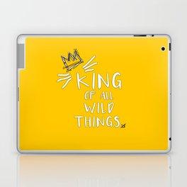 King of All Wild Things - Max Laptop & iPad Skin