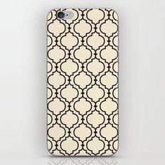 Trellis Pattern I iPhone Skin